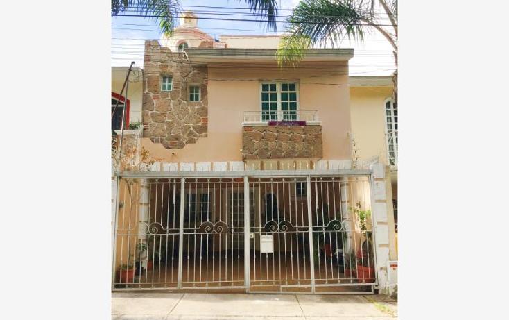Foto de casa en venta en  13, colinas del rey, zapopan, jalisco, 1687206 No. 01