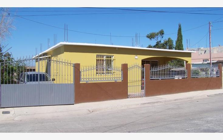 Foto de casa en venta en  13, constitución, playas de rosarito, baja california, 579589 No. 01