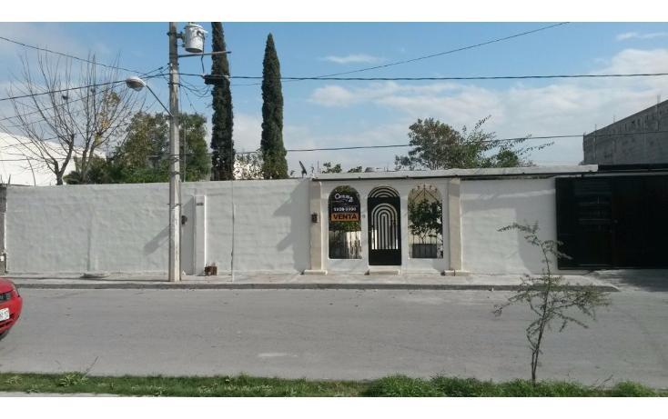 Foto de casa en venta en  , 18 de octubre, general escobedo, nuevo león, 1720180 No. 01