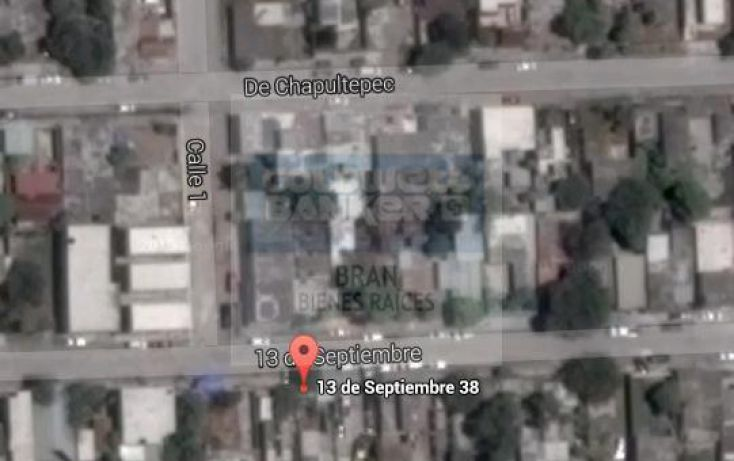 Foto de casa en venta en 13 de septiembre 38, chapultepec, matamoros, tamaulipas, 1566902 no 01