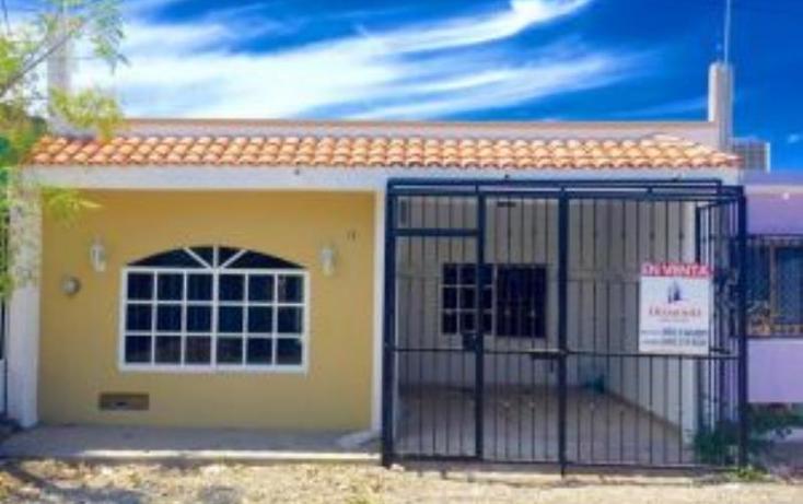 Foto de casa en venta en  13, francisco villa, mazatl?n, sinaloa, 2036460 No. 01