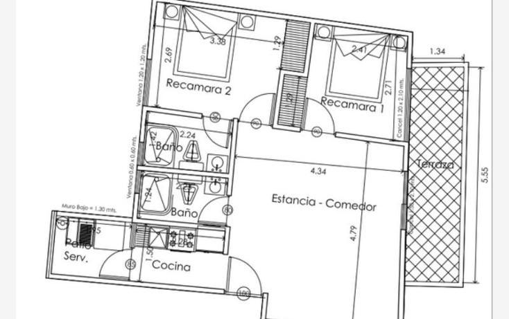 Foto de departamento en venta en  13, lorenzo boturini, venustiano carranza, distrito federal, 1647808 No. 02