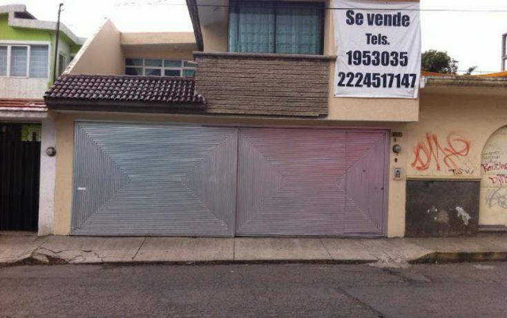 Foto de casa en venta en 13 norte 6803, 20 de noviembre, amozoc, puebla, 1534296 no 01