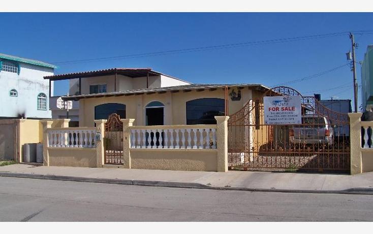Foto de casa en venta en  13, reforma, playas de rosarito, baja california, 420761 No. 01