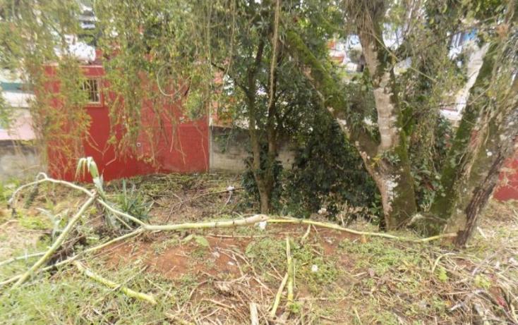 Foto de terreno habitacional en venta en art 123 13, represa del carmen, xalapa, veracruz de ignacio de la llave, 2658391 No. 08