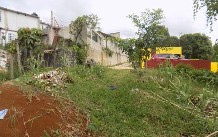 Foto de terreno habitacional en venta en art 123 13, represa del carmen, xalapa, veracruz de ignacio de la llave, 2658391 No. 09