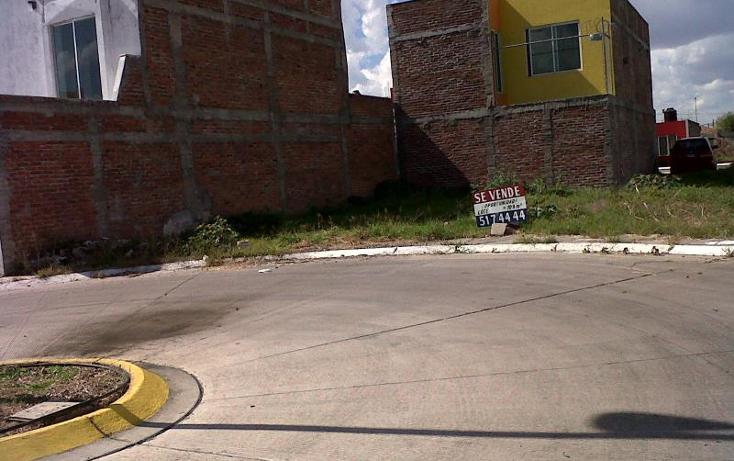 Foto de terreno habitacional en venta en  13, residencial monarca, zamora, michoac?n de ocampo, 415476 No. 03