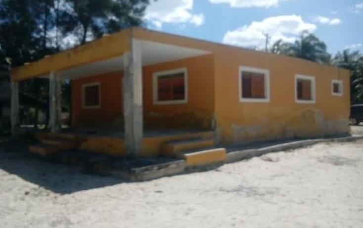 Foto de casa en venta en  13, san crisanto, sinanché, yucatán, 1979694 No. 01