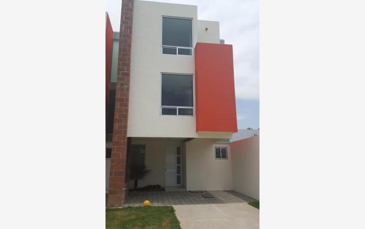 Foto de casa en venta en  13, san esteban tizatlan, tlaxcala, tlaxcala, 1987958 No. 01