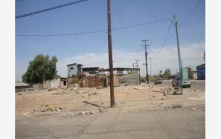 Foto de terreno habitacional en venta en  1300, pueblo nuevo, mexicali, baja california, 1610640 No. 01