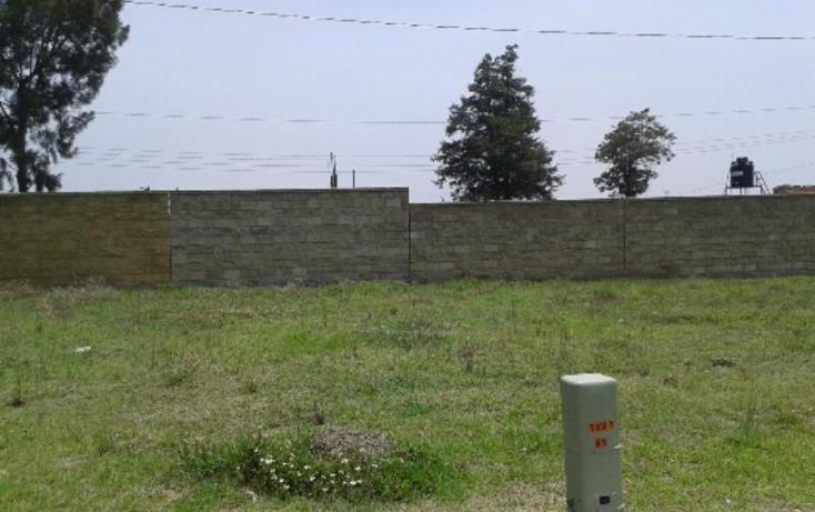 Foto de terreno habitacional en venta en  1302, san francisco acatepec, san andrés cholula, puebla, 1701728 No. 05