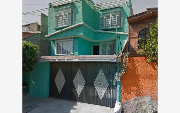 Foto de casa en venta en  131, cerro de la estrella, iztapalapa, distrito federal, 967675 No. 01