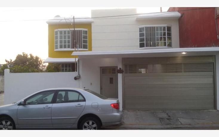 Foto de casa en venta en  131, francisco villa, veracruz, veracruz de ignacio de la llave, 1736064 No. 01