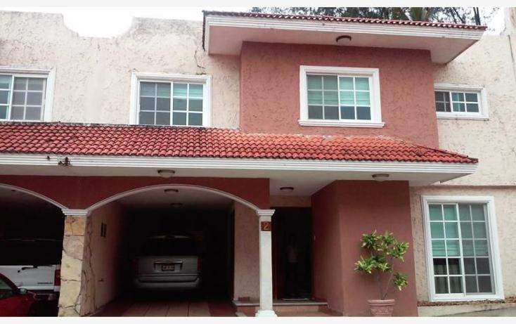 Foto de casa en renta en  131, granjas veracruz, veracruz, veracruz de ignacio de la llave, 707967 No. 01