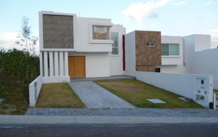 Foto de casa en venta en  131, real de juriquilla (diamante), quer?taro, quer?taro, 377204 No. 01
