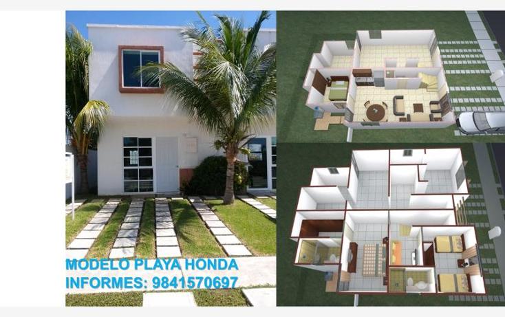 Foto de casa en venta en  1316, playa azul, solidaridad, quintana roo, 517864 No. 01
