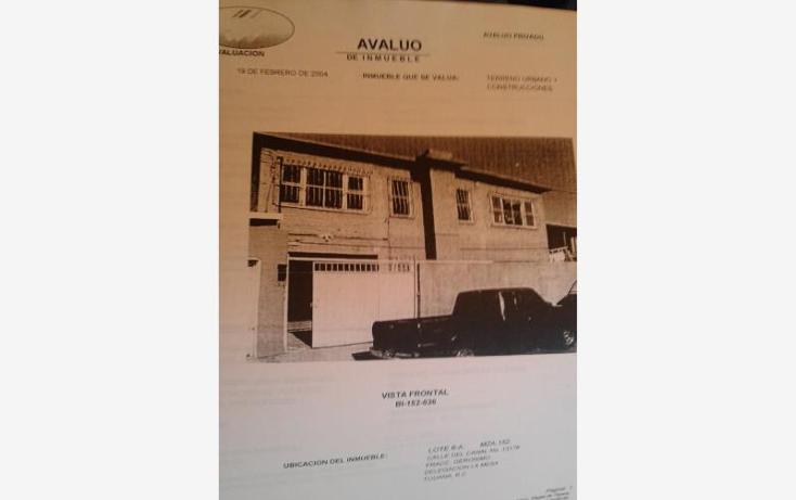 Foto de casa en venta en  13178, gerónimo meza, tijuana, baja california, 1981260 No. 02