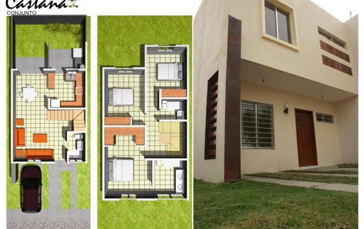 Foto de casa en venta en  132, barrio 5, manzanillo, colima, 2030112 No. 01