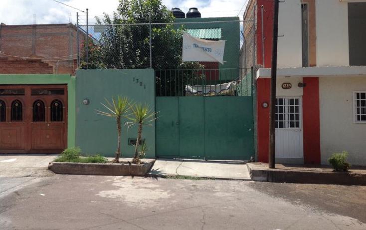Foto de casa en venta en  1321, rodolfo landeros gallegos, aguascalientes, aguascalientes, 1670984 No. 01