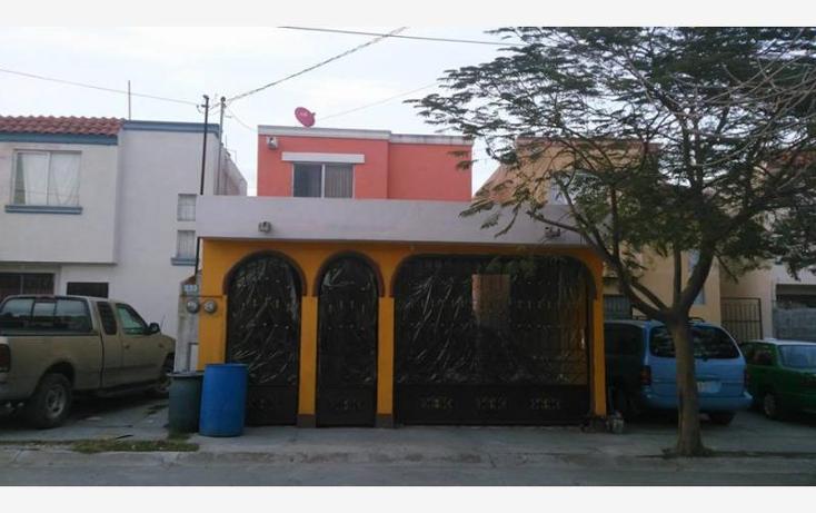 Foto de casa en venta en  133, balcones del norte 2do sector, general escobedo, nuevo león, 2179859 No. 01