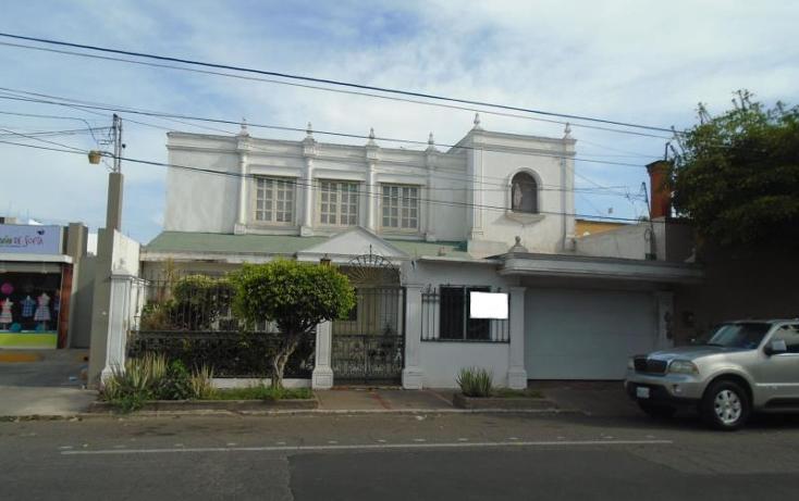 Foto de casa en venta en  1336, las quintas, culiacán, sinaloa, 1987316 No. 01