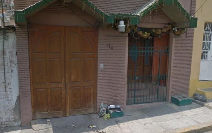 Foto de casa en venta en cabo gris 134, gabriel hernández, gustavo a. madero, distrito federal, 1721270 No. 02
