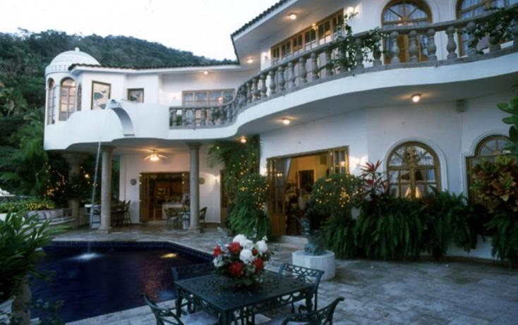 Foto de casa en venta en  135, conchas chinas, puerto vallarta, jalisco, 1984696 No. 02