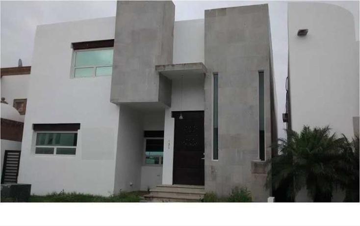 Foto de casa en venta en  135, las fuentes, reynosa, tamaulipas, 916457 No. 01