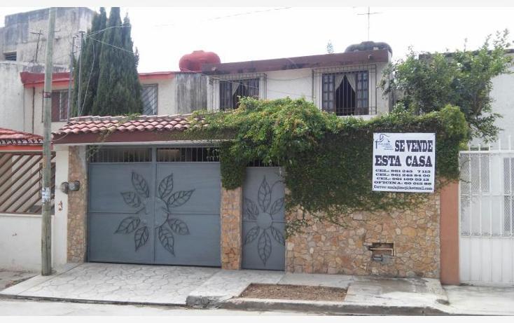 Foto de casa en venta en  135, plan de ayala, tuxtla gutiérrez, chiapas, 1471597 No. 01