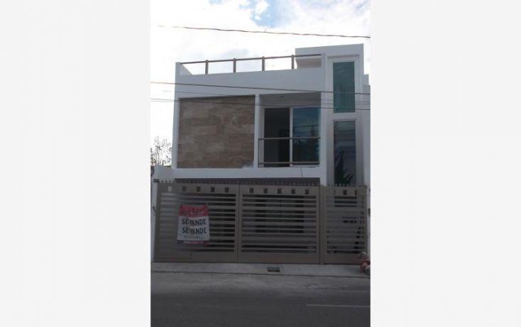 Foto de casa en venta en 135 poniente 1, geovillas del sur, puebla, puebla, 1766320 no 01