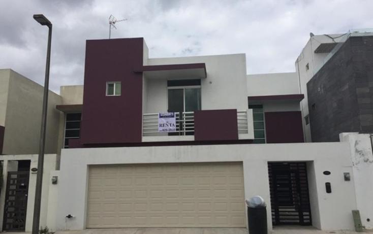 Foto de casa en renta en  136, las quintas, reynosa, tamaulipas, 1674292 No. 01