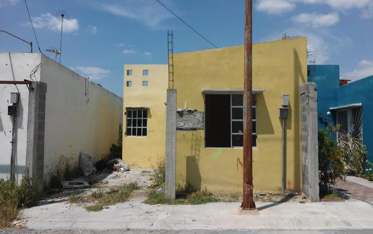 Foto de casa en venta en  136, villa diamante, reynosa, tamaulipas, 1360397 No. 01
