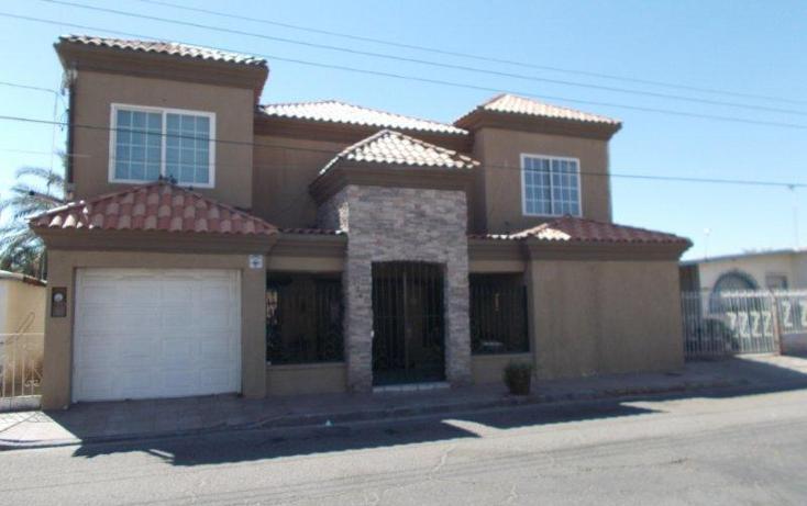 Foto de casa en venta en  1360, independencia, mexicali, baja california, 1751196 No. 01