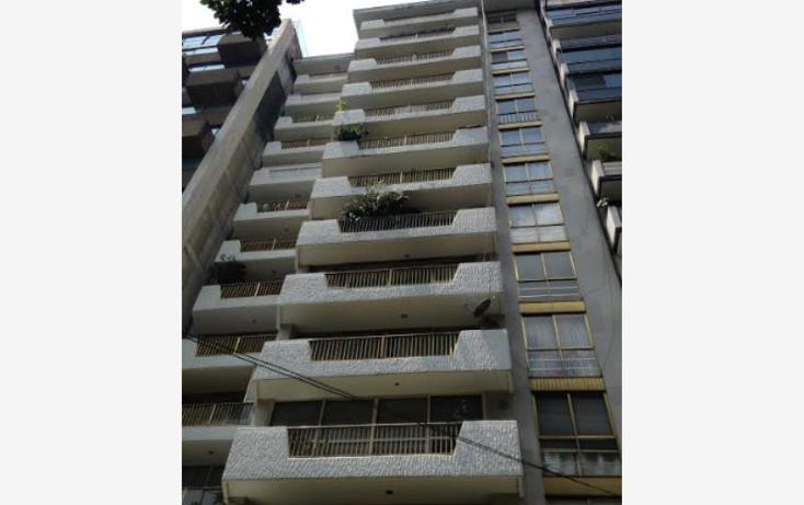 Foto de departamento en renta en  137, polanco i sección, miguel hidalgo, distrito federal, 2571385 No. 01