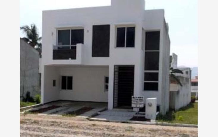 Foto de casa en venta en  138, club santiago, manzanillo, colima, 1897720 No. 01