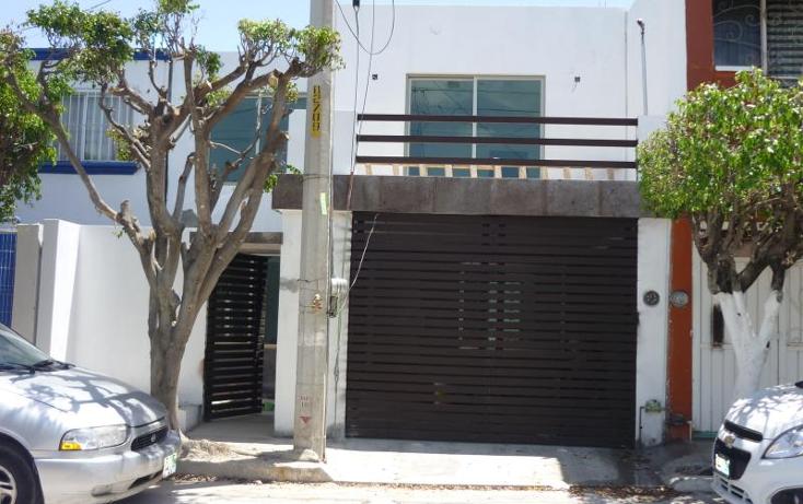 Foto de casa en venta en  139, la salle, tuxtla guti?rrez, chiapas, 519740 No. 01