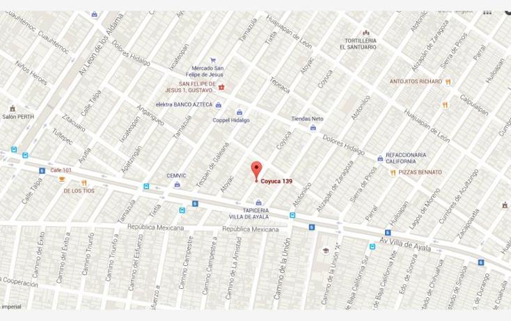 Foto de casa en venta en  139, san felipe de jesús, gustavo a. madero, distrito federal, 1937796 No. 03