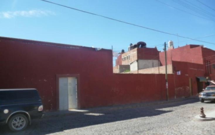 Foto de terreno comercial en venta en  139, san miguel de allende centro, san miguel de allende, guanajuato, 879595 No. 01