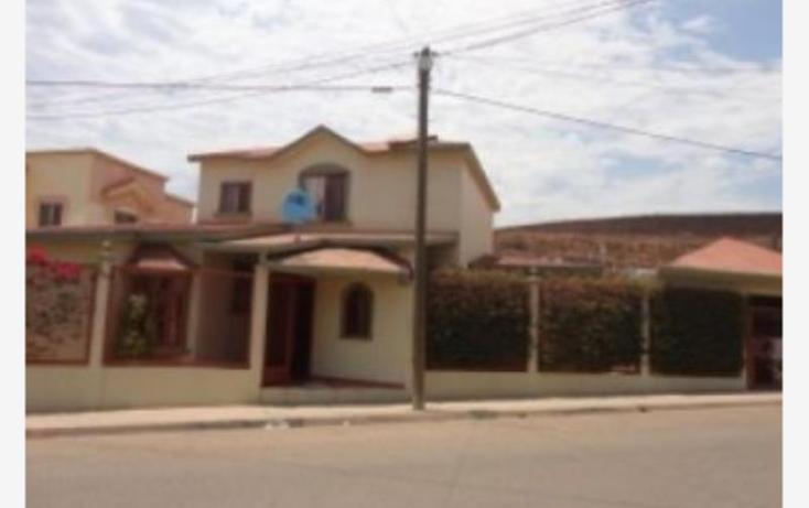Foto de casa en venta en  139, villa del real, ensenada, baja california, 1363817 No. 01
