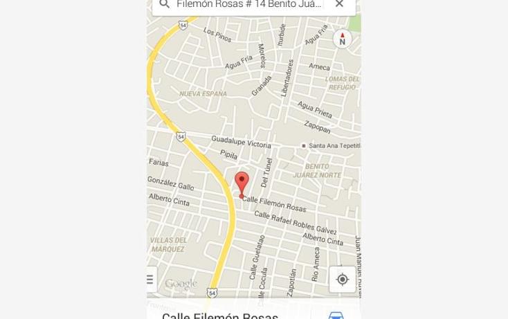 Foto de casa en venta en  14, arroyo hondo, zapopan, jalisco, 1589036 No. 02