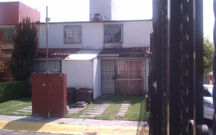 Foto de casa en venta en  14, bellavista, cuautitlán izcalli, méxico, 1336467 No. 06