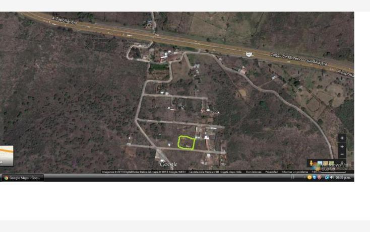 Foto de terreno habitacional en venta en  14, el vado, tonalá, jalisco, 1319253 No. 12