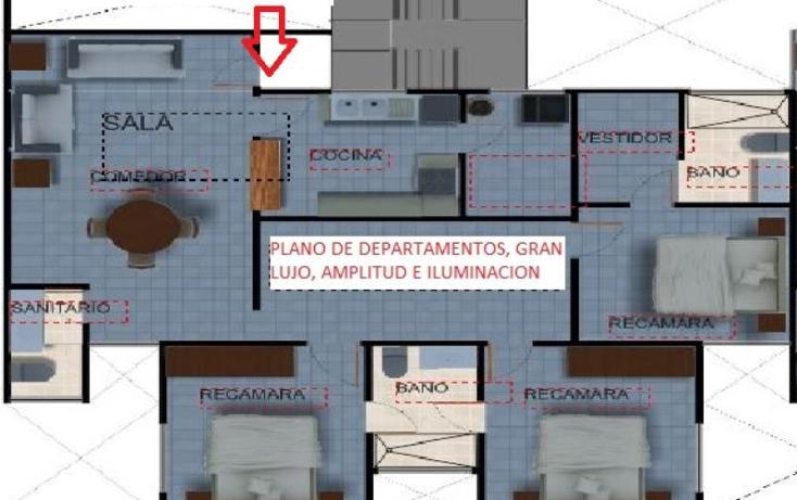 Foto de departamento en venta en  14, guadalupe insurgentes, gustavo a. madero, distrito federal, 2544394 No. 02