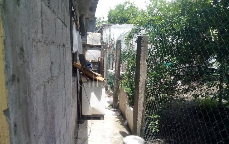 Foto de casa en venta en  14, las delicias, tuxpan, veracruz de ignacio de la llave, 1494641 No. 02