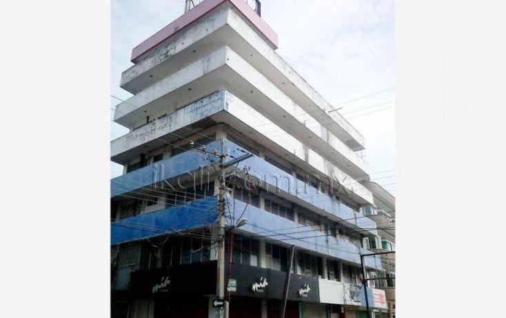 Foto de edificio en venta en 14 norte 13, miguel hidalgo, poza rica de hidalgo, veracruz, 1589462 no 01