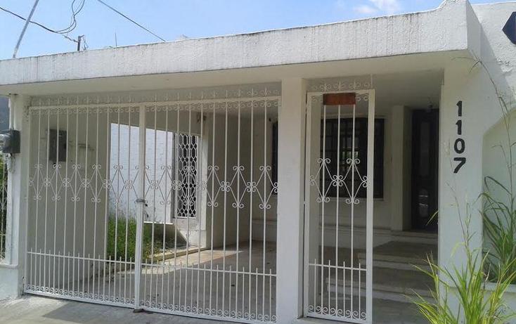 Foto de casa en venta en 14 poniente norte 1107, el mirador, tuxtla gutiérrez, chiapas, 967397 No. 01
