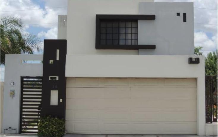 Foto de casa en venta en  14, privada magnolias, matamoros, tamaulipas, 1535954 No. 01