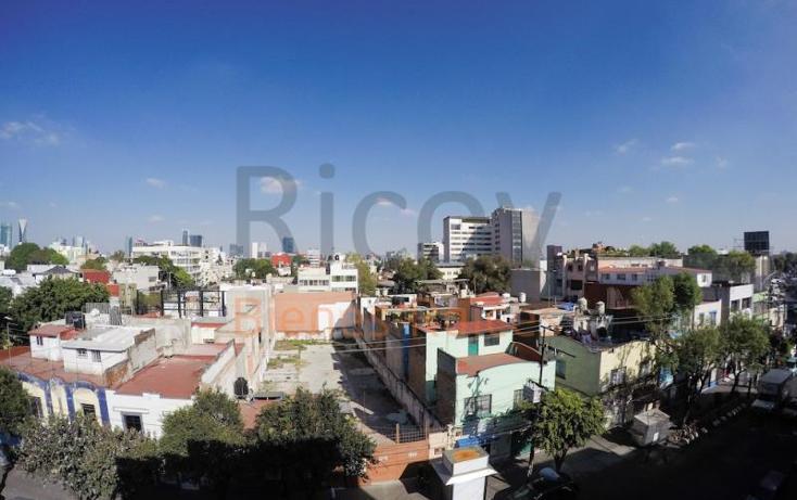 Foto de departamento en venta en  14, roma norte, cuauhtémoc, distrito federal, 2818078 No. 01