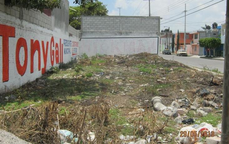 Foto de terreno habitacional en venta en  14, san ramón 1a sección, puebla, puebla, 389139 No. 02