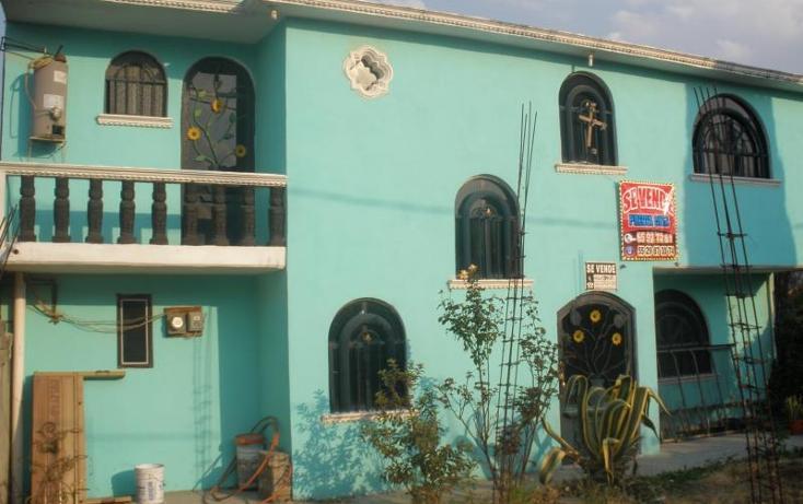 Foto de casa en venta en  14, tlaxinacalpan, tepeji del río de ocampo, hidalgo, 421840 No. 01